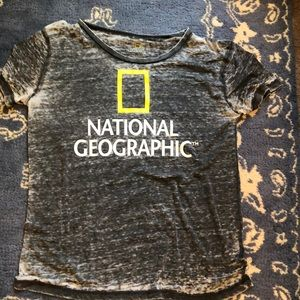 Chaser National Geographic tee medium